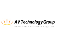 """AV Technology Group"" logotips"