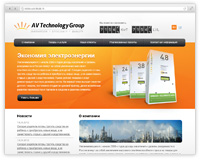 """AV Technology Group"" web lapa"